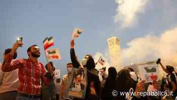 """Iran, nella piazza che acclama il nuovo presidente Raisi: """"Ora il Paese tornerà a contare"""" - La Repubblica"""