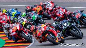 MotoGP 2021 in Hohenstein-Ernstthal: Alle Ergebnisse zum Deutschland-Grand Prix am Sachsenring - news.de