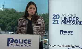 Priti Patel tells Border Force officers to stop attending 'unconscious bias' workshops