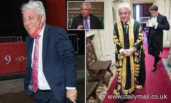 Ex-Speaker John Bercow joins Labour Party