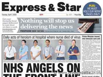 Midland News Association sees Covid impact on turnover - Press Gazette - Press Gazette