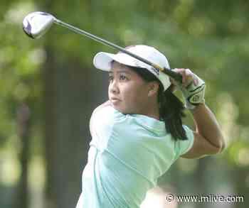 Midland's Kimberly Dinh enjoys vacation, reaches Michigan Women's Amateur Final Four - MLive.com