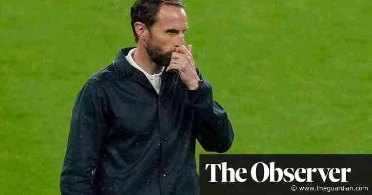 Misfiring England need to work on their chemistry, says Gareth Southgate