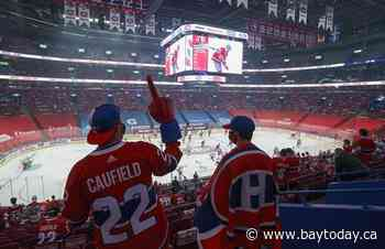 COVID-19 concerns give way to Habs Fever in Quebec as Montreal continues playoff run