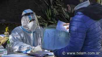 Se reportaron 6.828 nuevos contagios en la provincia de Buenos Aires - Télam