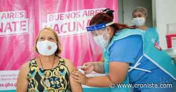 Coronavirus: la Provincia de Buenos Aires empezó la vacunación sin turno para mayores de 55 años - El Cronista Comercial