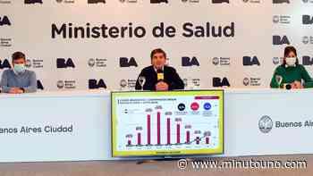 Quirós confirmó que la Ciudad de Buenos Aires avanza con la compra de vacunas de CanSino - Minutouno.com