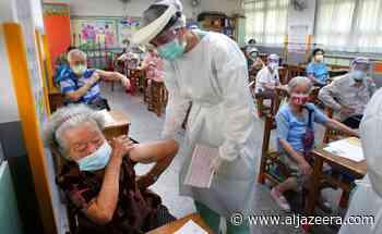 US sends 2.5 million COVID vaccines to Taiwan - Al Jazeera English