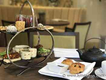 Enjoy a traditional afternoon tea in the New Forest - Lymington.com