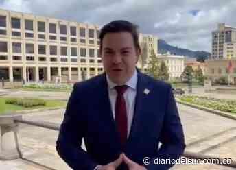 [VIDEO] Representante Juan David Vélez logró eliminación del impuesto de timbre - Diario del Sur