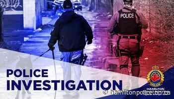Hamilton Police Investigating Overnight Shooting - Hamilton Police Service
