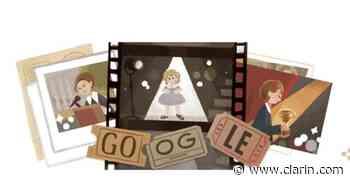 El doodle de Shirley Temple: Google homenajea a la niña dorada del cine - Clarín