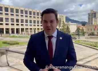 [VIDEO] Representante Juan David Vélez logró eliminación del impuesto de timbre - Extra Bucaramanga