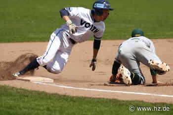Baseball : Der Favorit macht's spannend - Heidenheimer Zeitung