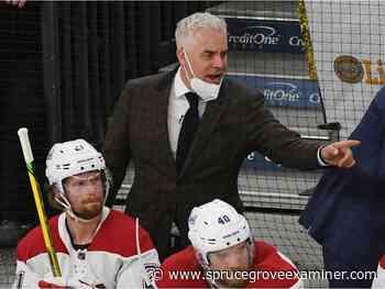 Canadiens coach Dominique Ducharme has positive COVID-19 test - Spruce Grove Examiner