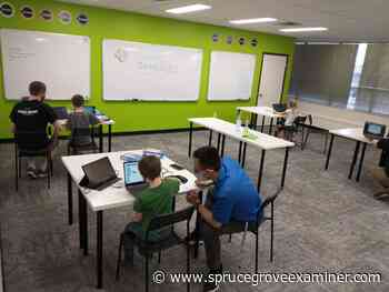 Spruce Grove business aims to decode basic computing skills - Spruce Grove Examiner
