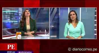 """Verónica Linares extraña a Federico Salazar: """"Cuando vengas te voy a apachurrar"""" (VIDEO) - Diario Correo"""