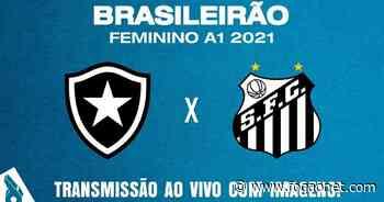 AO VIVO: Botafogo encara o Santos pelo Campeonato Brasileiro Feminino - FogãoNET