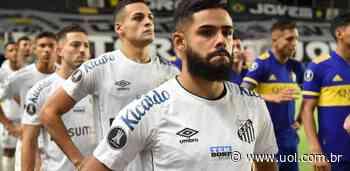 Santos completa dois meses sem casos de covid-19 no elenco - UOL Esporte