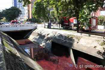 Prefeitura de Santos multa hipermercado em R$ 7 milhões por vazamento de óleo diesel em canal - G1