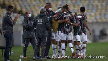 Roger valoriza vitória do Fluminense sobre o Santos - Gazeta Esportiva