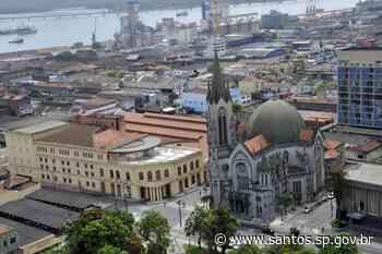 Santos prorroga cadastro de imóveis da região Central para criação de moradias - Prefeitura de Santos