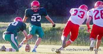 Weyburn Eagles host Moose Jaw Marauders for football game - Weyburn Review
