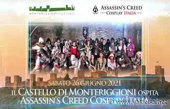 Assassin's Creed nel castello di Monteriggioni - Valdelsa.net