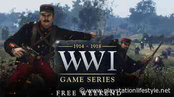 Verdun and Tannenberg Get Free Weekend in Celebration of PS5 Release, Free Upgrade for PS4 Players - PlayStation LifeStyle