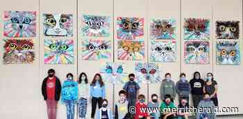 Animal eyes cover walls of LNIB school - Merritt Herald