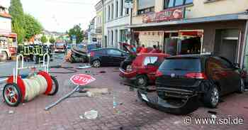 Todesfahrer von Saarwellingen soll mit 130 km/h am Handy gewesen sein - sol.de