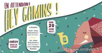 EN ATTENDANT HEY GAMINS ! Base de loisirs de Checy dimanche 20 juin 2021 - Unidivers