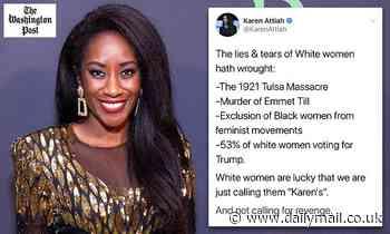 WaPo PROMOTES Karen Attiah to staff columnist a year after revenge tweet