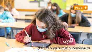 Schüler der Lindenschule in Bellenberg lernen künftig mit Tablets - Augsburger Allgemeine