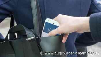 Dieb nimmt Handy in Bellenberger Gaststätte mit - Augsburger Allgemeine