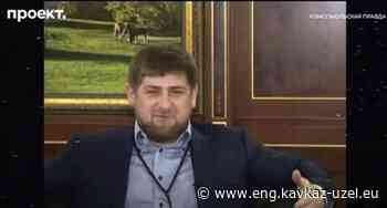 """""""Project"""" re-edits investigation about Kadyrov after claim of """"Grozny"""" TV Channel - Caucasian Knot"""