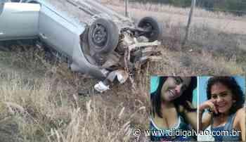 Grave acidente: Duas mulheres que praticavam caminhada matinal morreram atropeladas em Juazeiro-BA - Blog do Didi Galvão