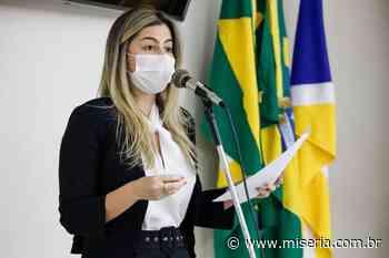 Vereadora de Juazeiro do Norte solicita quebra de sigilo bancário da empresa MXM - Site Miséria