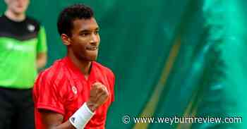 Montreal's Auger-Aliassime advances to the semifinals of the Noventi Open - Weyburn Review