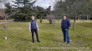 Franetovich visitó Bragado y respaldó a Berti como candidato de Randazzo - La Razon de Chivilcoy