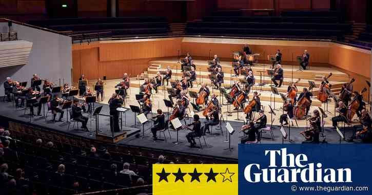 Hallé/Berglund review – exhilaration and energy from an orchestra back in business