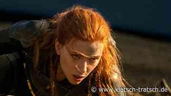"""""""Black Widow"""" (OV): Trailer zum Superheldenfilm mit Scarlett Johansson - klatsch-tratsch.de"""