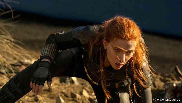 »Wie ein Stück Fleisch behandelt«: Scarlett Johansson kritisiert Sexismus in Marvel-Filmen - DER SPIEGEL