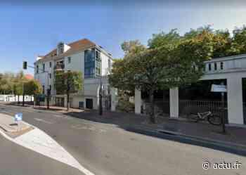 Rueil-Malmaison : un motard se tue près de l'hôpital - actu.fr
