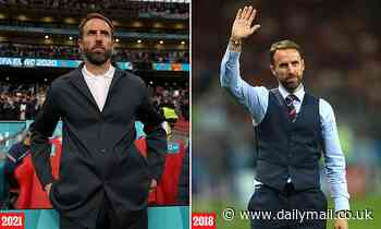 KATIE HIND: Gareth Southgate should ditch the 'shacket' and spruce up his misfiring England team