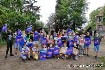 Leerlingen Taborschool amuseren zich op Techniekfestival (Aalter) - Het Nieuwsblad