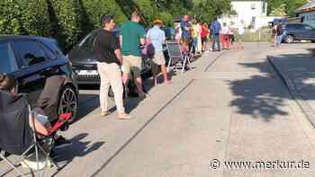 Freibad-Frust in Unterhaching: Beim Ansturm auf die begehrten Tickets gehen viele leer aus - Merkur Online