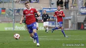 Nach Koruk: SV Meppen stellt Dombrowka als zweiten Neuzugang vor - NOZ