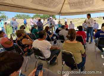 ENTREGA SEVOT COAHUILA ESCRITURAS A FAMILIAS DE SAN JUAN DE SABINAS - Periódico La Voz