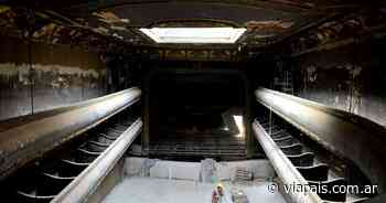 Tandil: así continúa la renovación del teatro Cervantes en la ciudad - Vía País